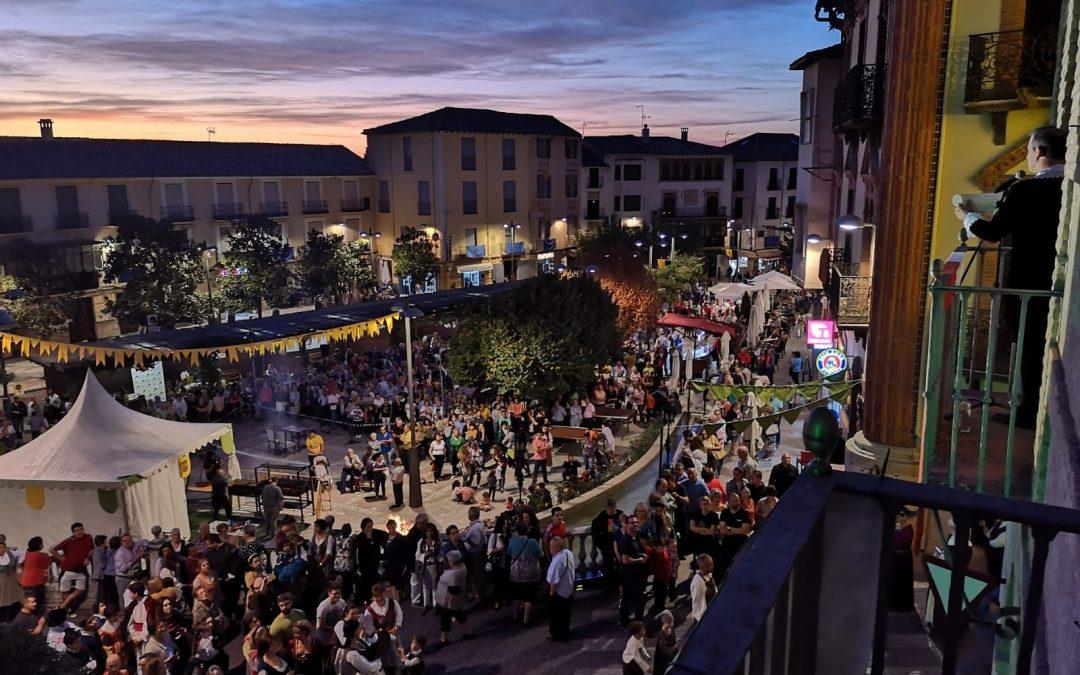 La II Fiesta del Adelantamiento da comienzo con más de 70 actividades hasta el próximo domingo