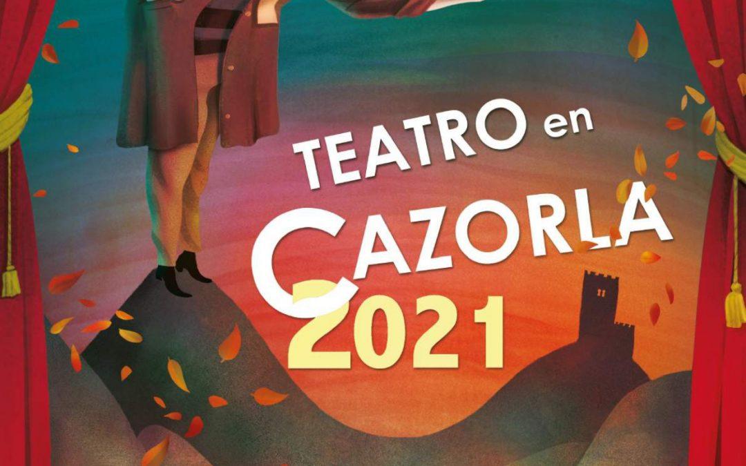 Programación del Teatro en Cazorla 2021