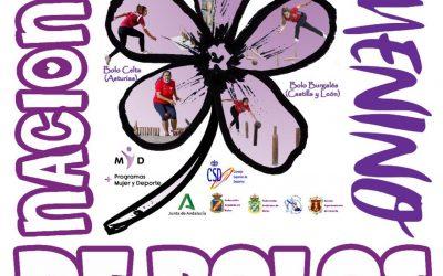 Intermodal Nacional de Bolos Femenino
