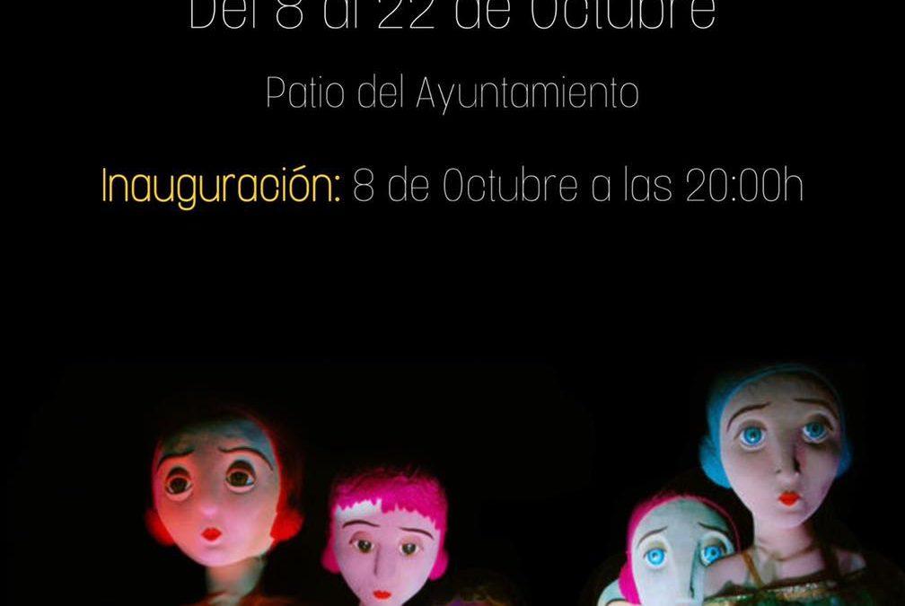 Exposición de Títeres en el Patio del Ayuntamiento